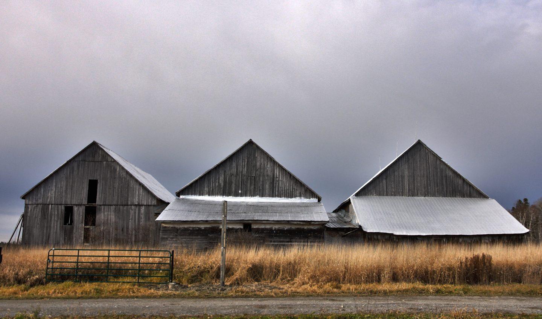 granges triples situées à Fugèreville