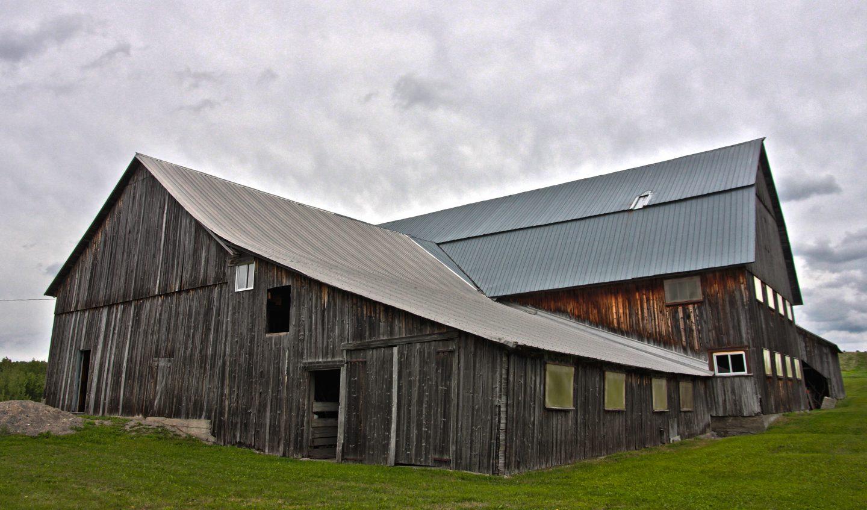 granges doubles situées à Notre-Dame-du-Nord
